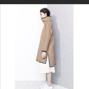 J crew sz small (oversized) poncho/ coat cashmere